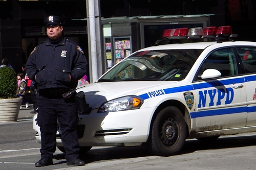 New York City police officer